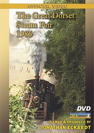 The Great Dorset Steam Fair 1986 DVD